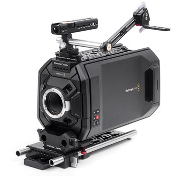 Wooden Camera 195000 Blackmagic URSA Pro Accessory Kit with 15mm Rods
