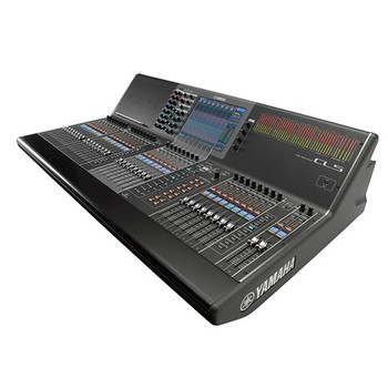 Yamaha CL5 32-channel CL Series Digital Mixer with Centralogic Control Surface