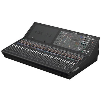 Yamaha QL5 64-channel QL Series Digital Mixer with Virtual Circuitry Modeling Technology