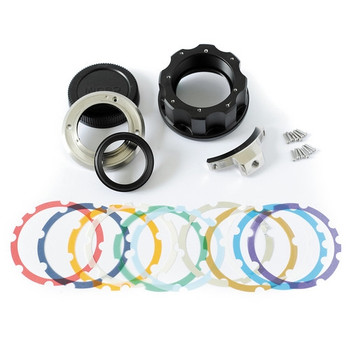 BSTOCK Zeiss Interchangeable Mount MFT for T2.1/50/T2.1 Lens Set