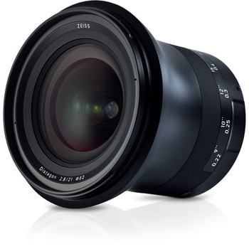 Zeiss 2096-549 Milvus 21mm f/2.8 ZE Lens for Canon EF