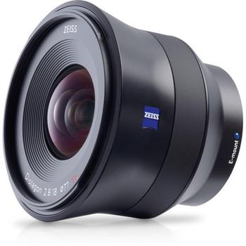 Zeiss 2136-691 Batis 18mm f/2.8 Lens for Sony E Mount