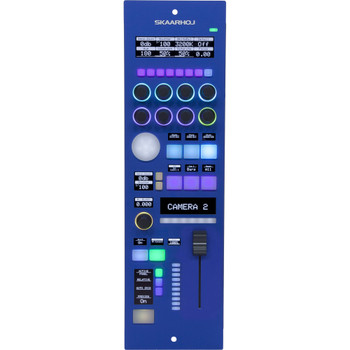Skaarhoj RCP-V2.0-FE-FADER RCPv2 Remote Control Panel with Motorized Fader