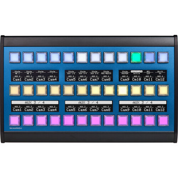 Skaarhoj MASTER-KEY-36-V1 Master Key 36 Control Panel