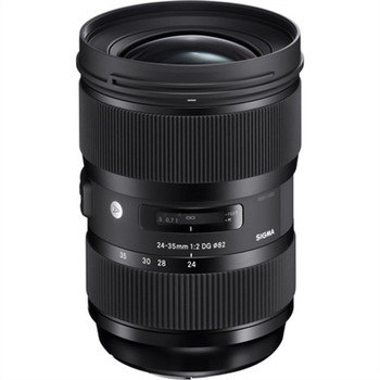SIGMA 588956 24-35MM F/2 DG HSM ART LENS FOR SIGMA SA