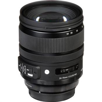 SIGMA 576954 24-70MM F/2.8 DG OS HSM ART LENS FOR CANON EF