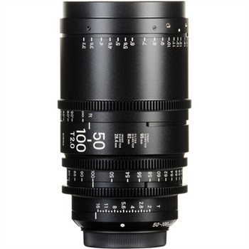 SIGMA 693966 50-100MM T2 HIGH-SPEED ZOOM LENS (CANON EF)