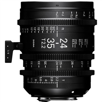 SIGMA 588967 24-35MM T2.2 FF ZOOM LENS (SONY E)