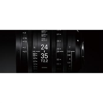 SIGMA 588967 24-35MM T2.2 FF ZOOM LENS (SONY E)