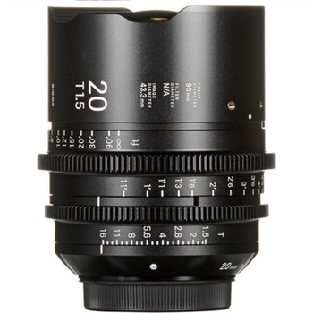 SIGMA 412966 20MM T1.5 FF HIGH-SPEED PRIME (EF MOUNT)