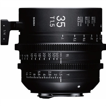 SIGMA 340966 35MM T1.5 FF HIGH-SPEED PRIME (EF MOUNT)