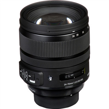SIGMA 576955 24-70MM F/2.8 DG OS HSM ART LENS FOR NIKON F