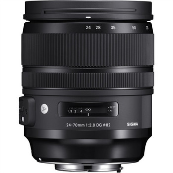 SIGMA 576956 24-70MM F/2.8 DG OS HSM ART LENS FOR SIGMA SA