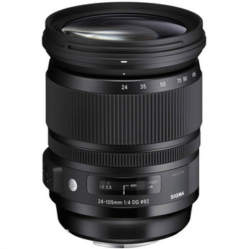 SIGMA 635205 24-105MM F/4 DG OS HSM ART LENS FOR SONY A