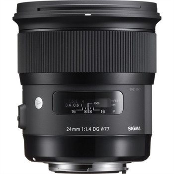 SIGMA 401101 24MM F/1.4 DG HSM ART LENS FOR CANON EF