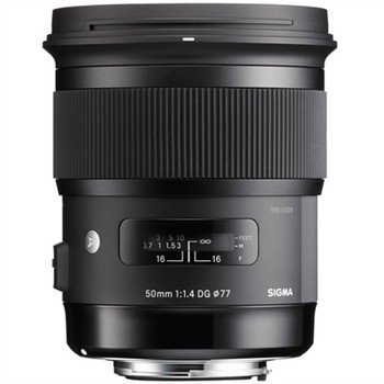 SIGMA 311101 50MM F/1.4 DG HSM ART LENS FOR CANON EF