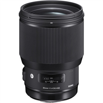 SIGMA 321955 85MM F/1.4 DG HSM ART LENS FOR NIKON F