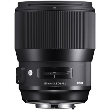 SIGMA 240955 135MM F/1.8 DG HSM ART LENS FOR NIKON F