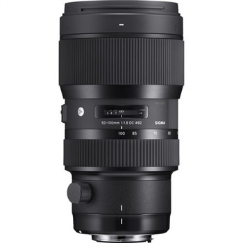 SIGMA 693954 50-100MM F/1.8 DC HSM ART LENS FOR CANON EF