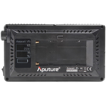 Aputure AL-F7 On-Camera Bi-Color LED Light