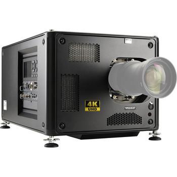 Barco HDXå?-4K12 11,000-Lumen 4K UHD 3å?-Chip DLP Projector (No Lens)