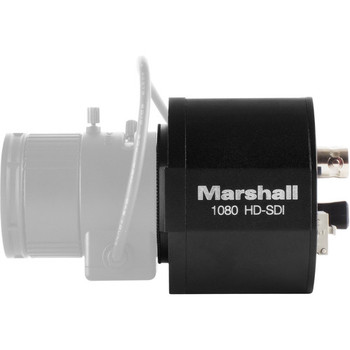 Marshall Electronics CV343-CS 2.5MP 3G-SDI/Composite Compact Progressive Camera