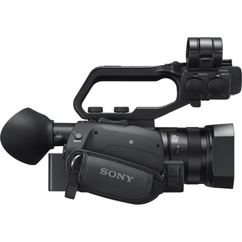 Sony HXR-NX80 Full HD XDCAM Camera with HDR & Fast Hybrid AF