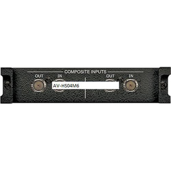 Panasonic AV-HS04M6 Analog Composite Input Board for AV-HS400A