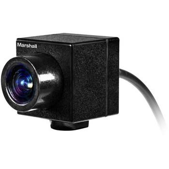 Marshall Electronics CV502-WPMB Full HD Weatherproof Mini Broadcast Camera - DISCONTINUED
