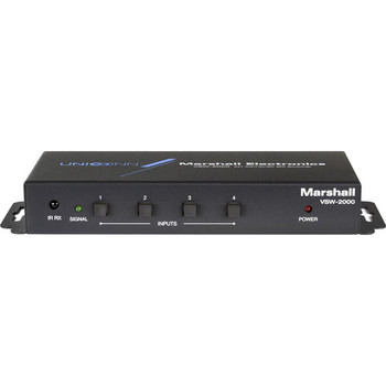 Marshall Electronics VSW-2000 4x1 3G-SDI Switcher
