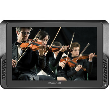 "Marshall Electronics V-LCD70W-SH 7"" Full HD LED Camera-Top Monitor - DISCONTINUED"