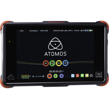"Atomos ATOMNJAFL2 Ninja Flame 7"" 4K HDMI Recording Monitor"