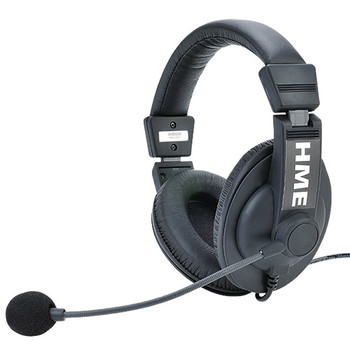 Clear-Com CZ11459 Double-Ear Headset with Mini Connector - DISCONTINUED
