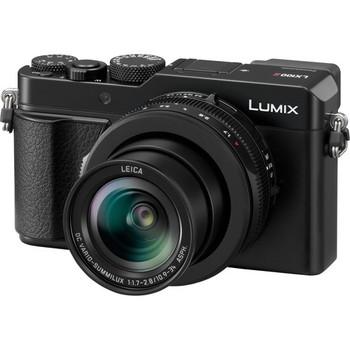 Panasonic Lumix DC-LX100 II Digital Camera (Black)