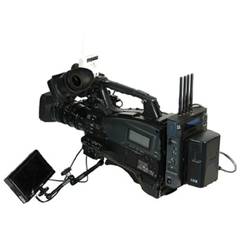 Crystal Video PRO1000 Duplex Two Way Video, Radio & TV Broadcasting Equipment Transmitter