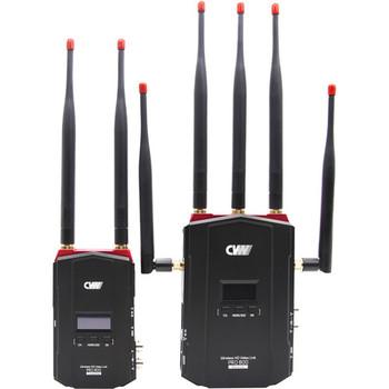 Crystal Video Pro800 Wireless HD Multifunctional Video Transmission System