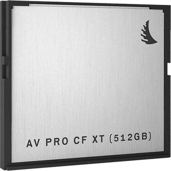 Angelbird 512GB AVpro XT SATA 3.1 CFast Memory Card