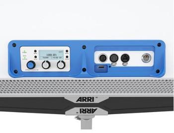 ARRI L0.0016325 SkyPanel S360-C LED Softlight (Blue/Silver, Manual, Standard Diffusion, Edison)