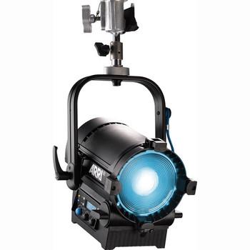"""ARRIåÊL0.0001952 L5-C 5"""" LED Fresnel (Black, Pole Operated)"""