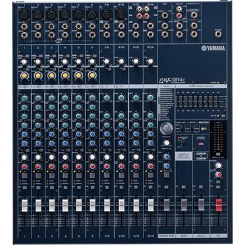Yamaha EMX5014C 14 Powered Sound Reinforcement Audio Mixer