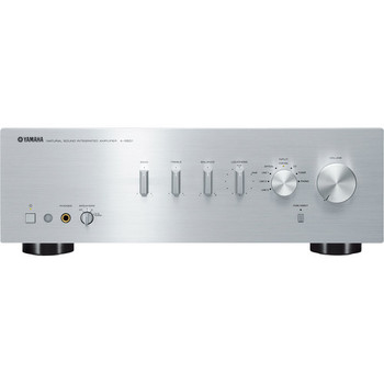 Yamaha A-S501SL Integrated Amplifier (Silver)