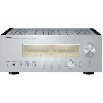 Yamaha A-S3000 Integrated Amplifier (Silver) - DISCONTINUED