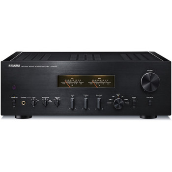 Yamaha A-S2100 180W Integrated Stereo Amplifier (Black)