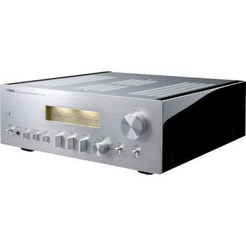 Yamaha A-S2100 180W Integrated Stereo Amplifier (Silver)