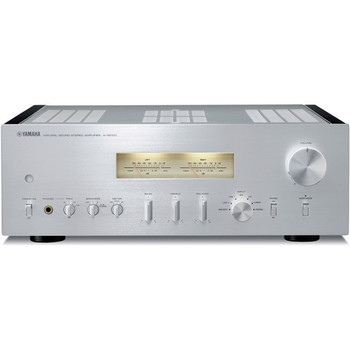 Yamaha A-S2100 180W Integrated Stereo Amplifier (Silver) - DISCONTINUED