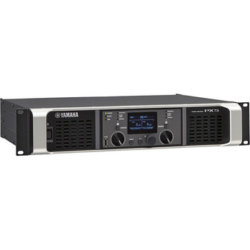 Yamaha PX5 Stereo Power Amplifier (500W at 8 Ohms)
