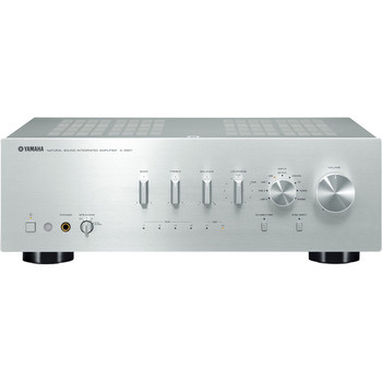 Yamaha A-S801 Integrated Amplifier (Silver)