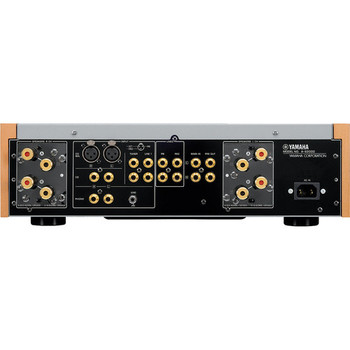 Yamaha A-S2000 Natural Sound Stereo Amplifier (Black) - DISCONTINUED