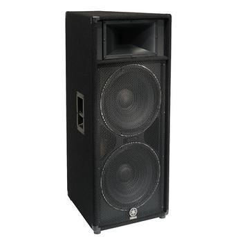 "Yamaha S215V - 2-Way Dual 15"" P.A. Loudspeaker"