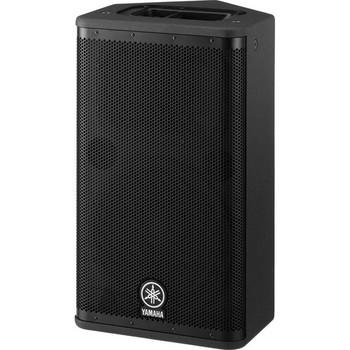 "Yamaha DSR112 12"" 1300W Active 2-Way Loudspeaker/Floor Monitor"